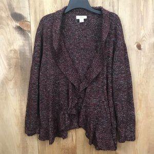 Soft and warm CJ Banks Sweater